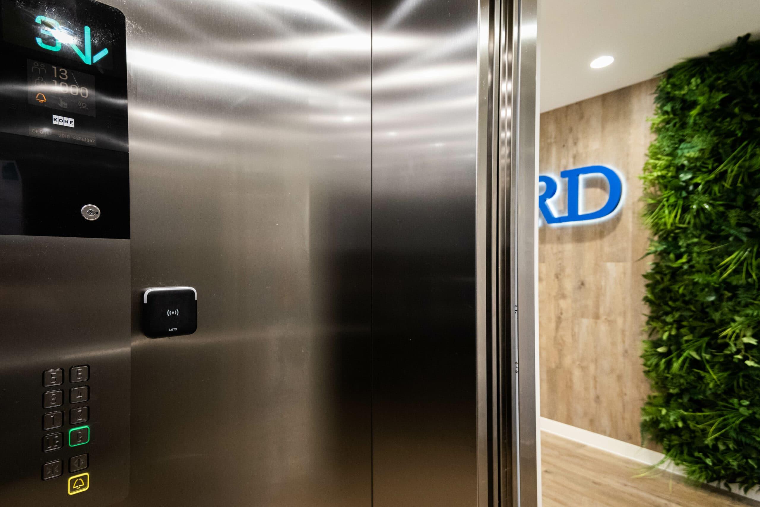 control lift access