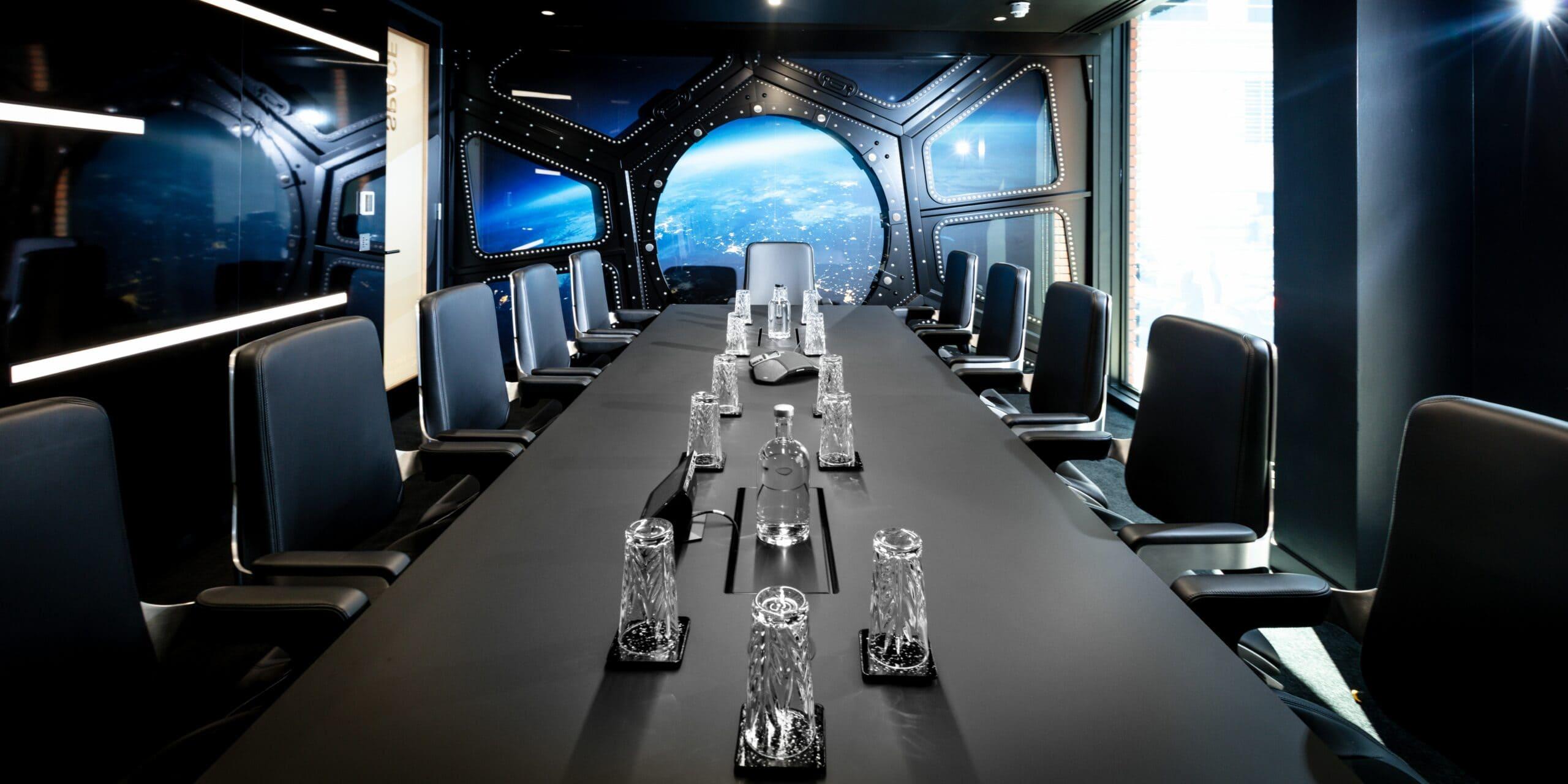 Unique Meeting Rooms