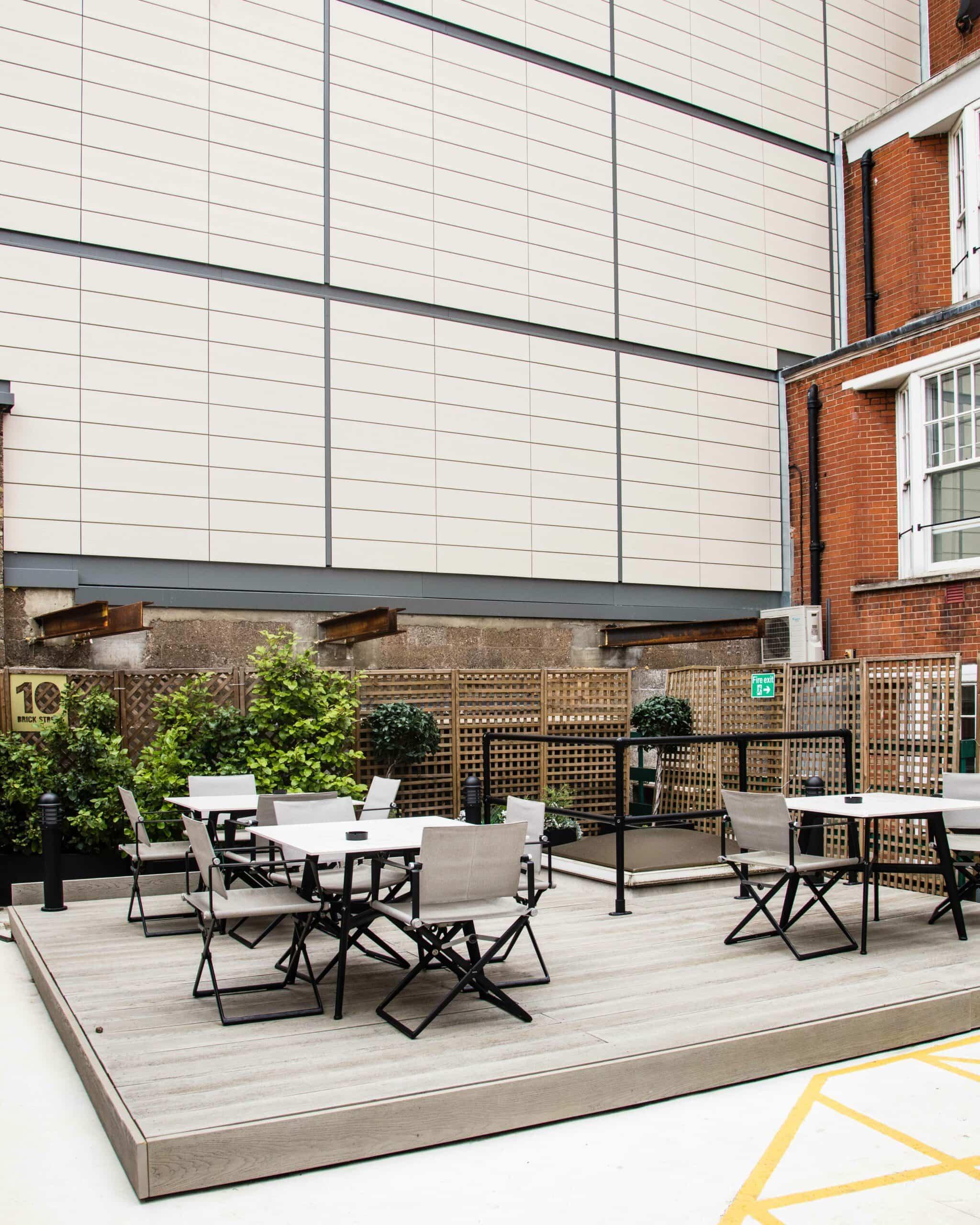 OSIT - Courtyard