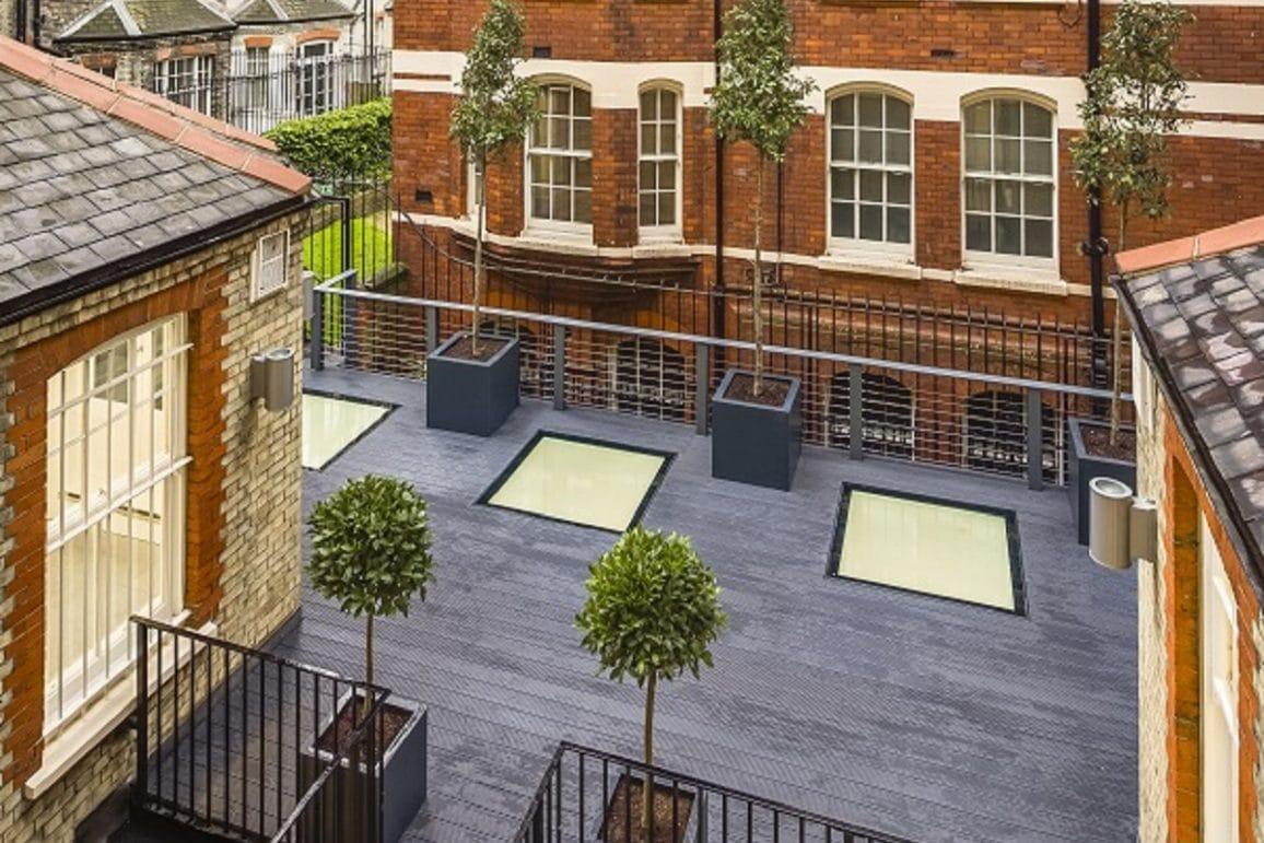 Park Street - Office Roof Terrace