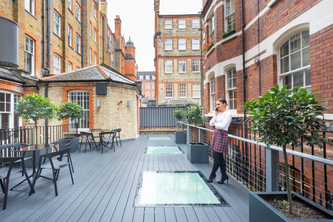 Park Street - Roof Top