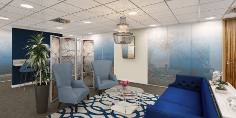 OSIT - Blue Lounge
