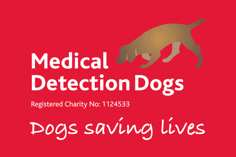 medical detection dogs Opem principle charity