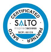 salto partner badge