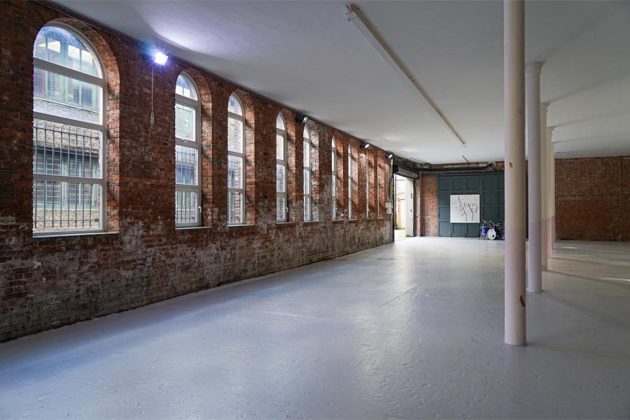 Billiard Factory secure warehouse space