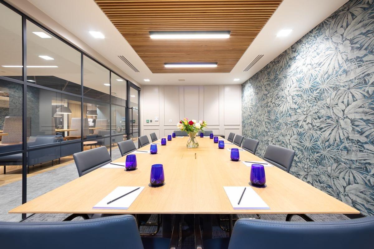 Giltspur Street (Farringdon) large meeting room